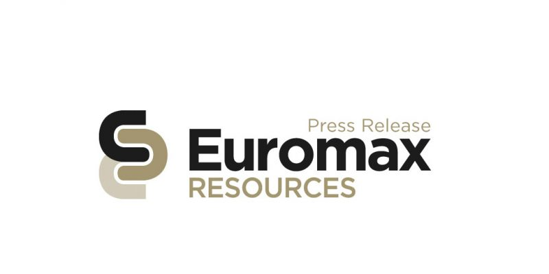 Euromax Announces Intention To Complete Non Brokered Private